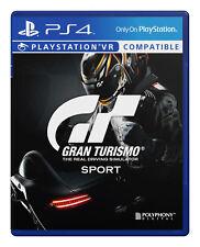 Gran Turismo Sport: Limited Edition (Sony PlayStation 4, 2017)