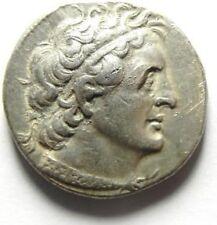ZURQIEH -10847-Ptolemaic Kingdom. Ptolemy II Philadelphos. 285-246 BC. AR Tetra