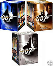 JAMES BOND 50 COLLECTION - Special Edition VOL. 1,2,3 (20 DVD SET)  NEW & SEALED