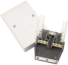 Cooker Connection Unit PRW217 Appliance Dual Outlet Plate 45A fantastic price