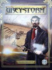 GREYSTORM n.  1 ( GRANDI PROGETTI ) ed. BONELLI