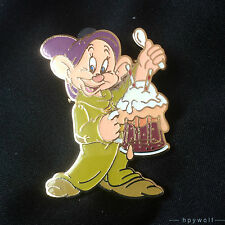 DSF Disney DOPEY ROOT BEER FLOAT LE 300 Pin Trader's Delight PTD Snow White