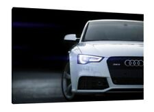Audi RS5 - 30x20 Inch Canvas - Framed Picture Print Art