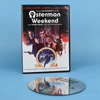 The Osterman Weekend DVD - GUARANTEED
