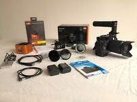 Sony A7 III + 28-70mm Sony Lens + loads of accessories