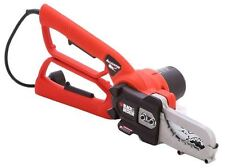 Electric Lopper Chain Saw Alligator 6 in. 4.5 Amp BLACK+DECKER Safety Switch New