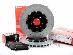 BREMBO Bremsscheiben Satz vorne 355x32mm Beläge Belagsatz OPEL Astra J GTC 2.0
