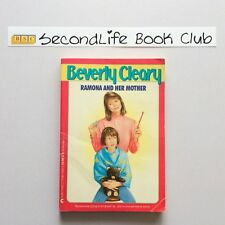 RAMONA AND HER MOTHER #5 ~ Beverly Cleary (1990). Avon Books. Vintage.
