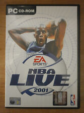 NBA LIVE 2001 - PC CD-ROM