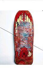 vintage skateboard deck Natas Panther ( Tony Alva Jay Adams  Oldschool Powell