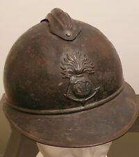 Elmetto francese mod. Adrian della marina WW1 grande guerra 1915
