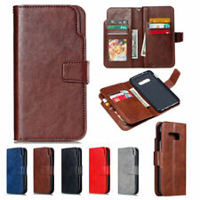 For Samsung Galaxy S10 Plus/Lite Wallet Leather Case Flip Stand Phone Case Cover