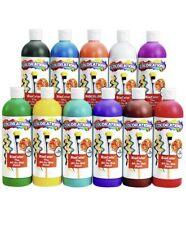 BioColor Paint ,  Acrylic Paint, Specialty Paint  16 oz. - Set of 11