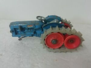 Vintage Tracked  Fordson Major Tractor   by Corgi