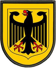 Bundeswappen Deutschlands Aufnäher, Aufbügler,  ,langlebig.