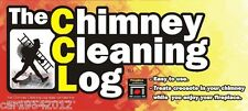 Chimney Cleaning Log Coal Fires Cleaner Fire Wood Burning Creosote Stove Stoves