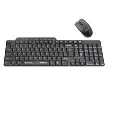 Kit Tastiera PC e Mouse 2 Tasti Compatta Italiana Multimediale USB Querty 34626