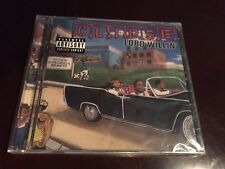 Sealed New CLIPSE - Lord Willin' CD Club Edition