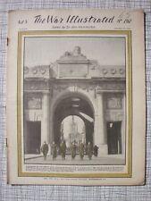 The War Illustrated #192 (Calais Warsaw Arnhem, Nijmegen, Palau, Churchill AVRE)