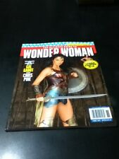wonder woman the ultimate guide magazine collectors edition entertainment