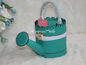 🎁 KATE SPADE Spring Forward Watering Can Top Handle Purse Handbag Novelty Bag