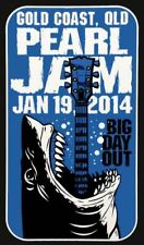 Big Day Out Gold Coast 2014 Pearl Shark Sticker or Magnet
