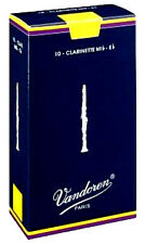 + ancia per clarinetto mib eb 2 .5 vandoren paris  ancie per clarinetto