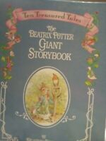 The Beatrix Potter Giant Storybook: Ten Treasured Tales by Beatrix Potter hardbk