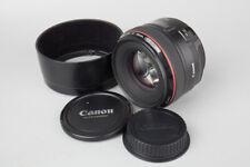 Canon EF 50mm f/1.2 f1.2 L USM Prime Lens, Suit EOS 6D 5D Mark II III IV 7D 1DX