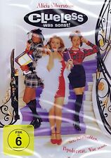 DVD NEU/OVP - Clueless - Was sonst - Alicia Silverstone & Stacey Dash