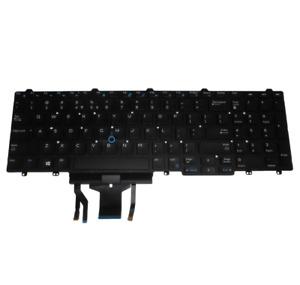 OEM Dell Precision 3510/7510 Backlit Laptop Keyboard US-INTL P/N: TF5M0
