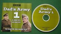 Dad's Army 1 The Man & His Hour / Museum Piece Audio Book CD