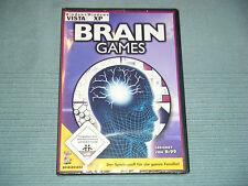 Brain games 2009 nuevo & sellado de franzis 2009