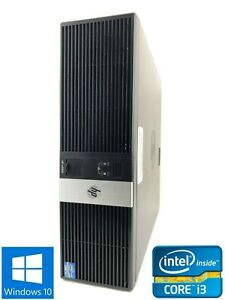 HP RP5800 Retail System - 500GB HDD, Intel Core i3-2120, 8GB RAM - Win 10 Pro