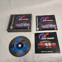 Gran Turismo (Sony PlayStation 1, 1998) PS1 CIB