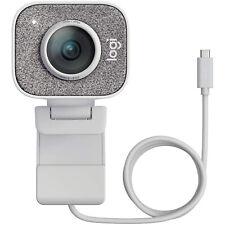 Logitech StreamCam HD Webcam - White