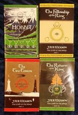 4 EXCITING NOVELS by J R R TOLKIEN ** £3.25 UK POST ** PAPERBACK