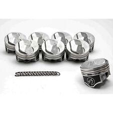 Chevy 7.4/454 SPEED PRO Hypereutectic Coated Skirt 30cc Dome Pistons Set/8 STD