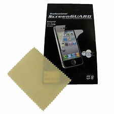 Screen Protector Professional Anti-Glare Guard Wipe Front Fitted iPhone 5