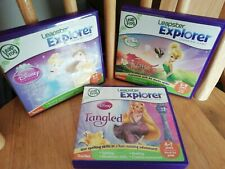 LeapFrog All LeapPad Tablets/Leapster GS/Explorer Age 5-8 Disney Princes Game -