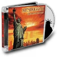 """Meshuggah """"contradictions collapse reloaded"""" CD nuevo"""