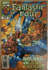 Fantastic Four #15 Heroes Return Marvel Comics First Appearance Valeria Von Doom
