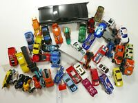 Hot Wheels, Mattell Huge Mixed LOT of  Metal Cars, Trucks and motorcycle
