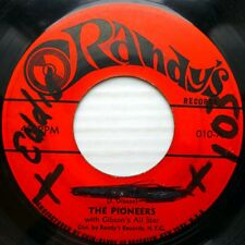 rocksteady 45 THE PIONEERS Catch the Beat b/w Janan VG condition RANDY's    h940
