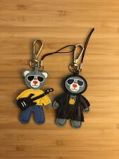 Prada Teddy Bear Charm Key Chain Key Ring Bag Charm Prada bag accessories