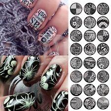 Markenlose Nail-Art-Zubehör mit French-Effekt