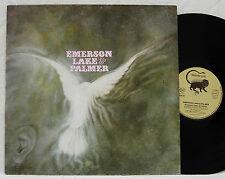 Emerson, Lake & Palmer        Same         Manticore         NM # M