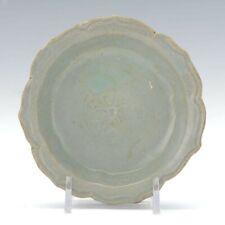 12th century Goreyo Lotus shaped celadon dish - Korean