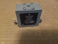 Teledyne Microwave 24022 RF Isolator T-2S63A-3 2.05-4.10GHz HP 0960-0084 #6890