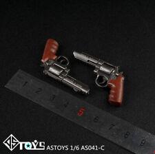 ZYTOYS 1//6 ZY2009F Black Python Pistol Model Weapon Toys F 12/'/' Action Figure